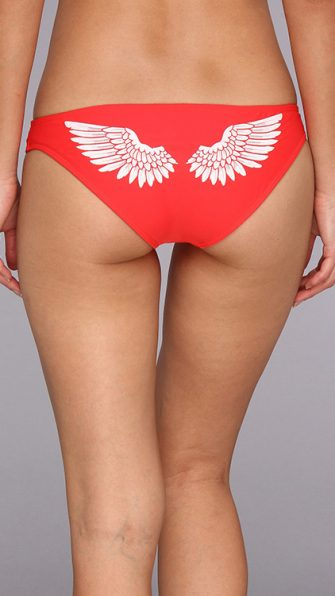 Angel Wings Bikini Bottom BACK