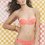 Persimmon Doilies Bikini