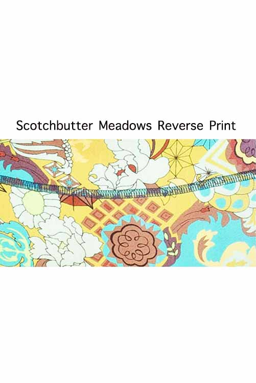 Scotchbutter Meadows Bottom REVERSE Print