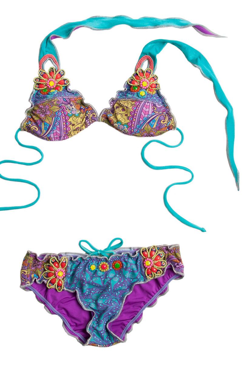 Mar de Jardin Bikini FLAT