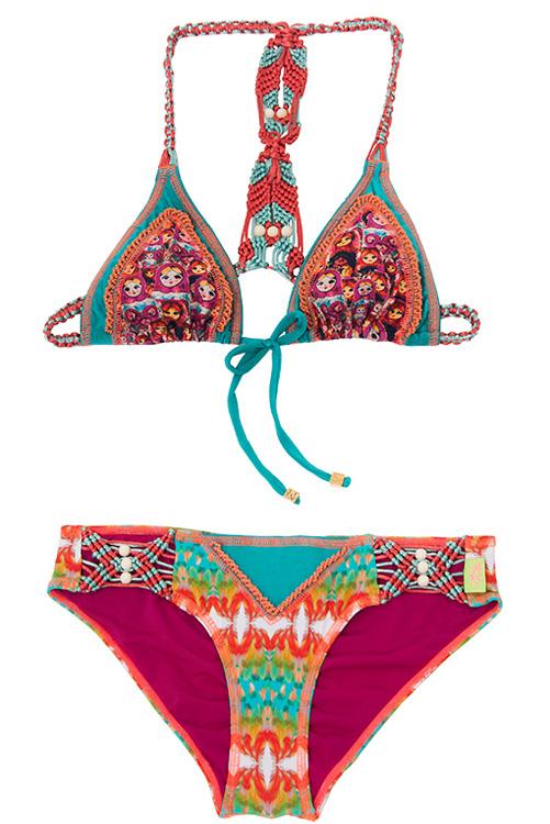 Mar de Samba Bikini FLAT