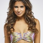 Sunbeam Embroidered Bandeau