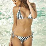 Tanzania Halter Side Tie Bikini