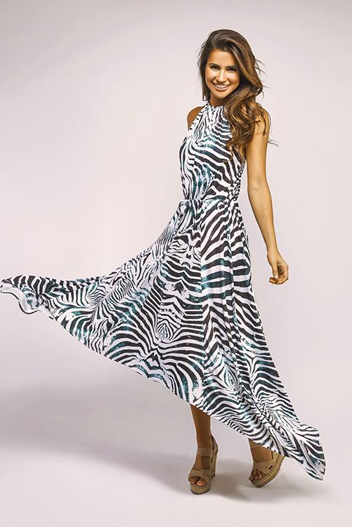 Tanzania Hampton Maxi Dress ALT
