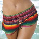 Maya Cali Drawstring Shorts