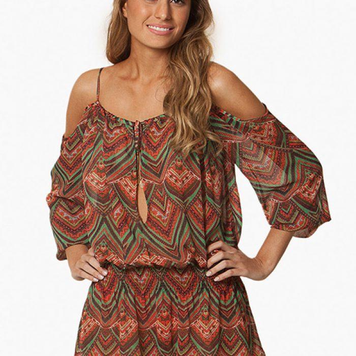 Shanti Bella Short Dress