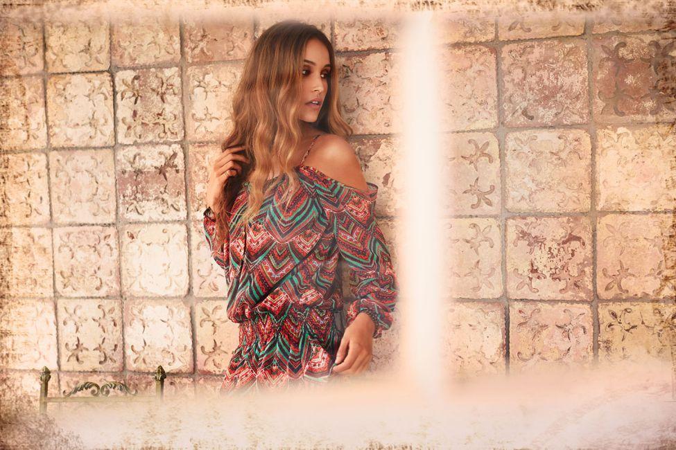 Shanti Bella Short Dress ALT