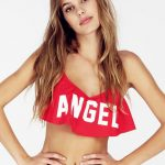Angel Flutter Bikini Top Wildfox
