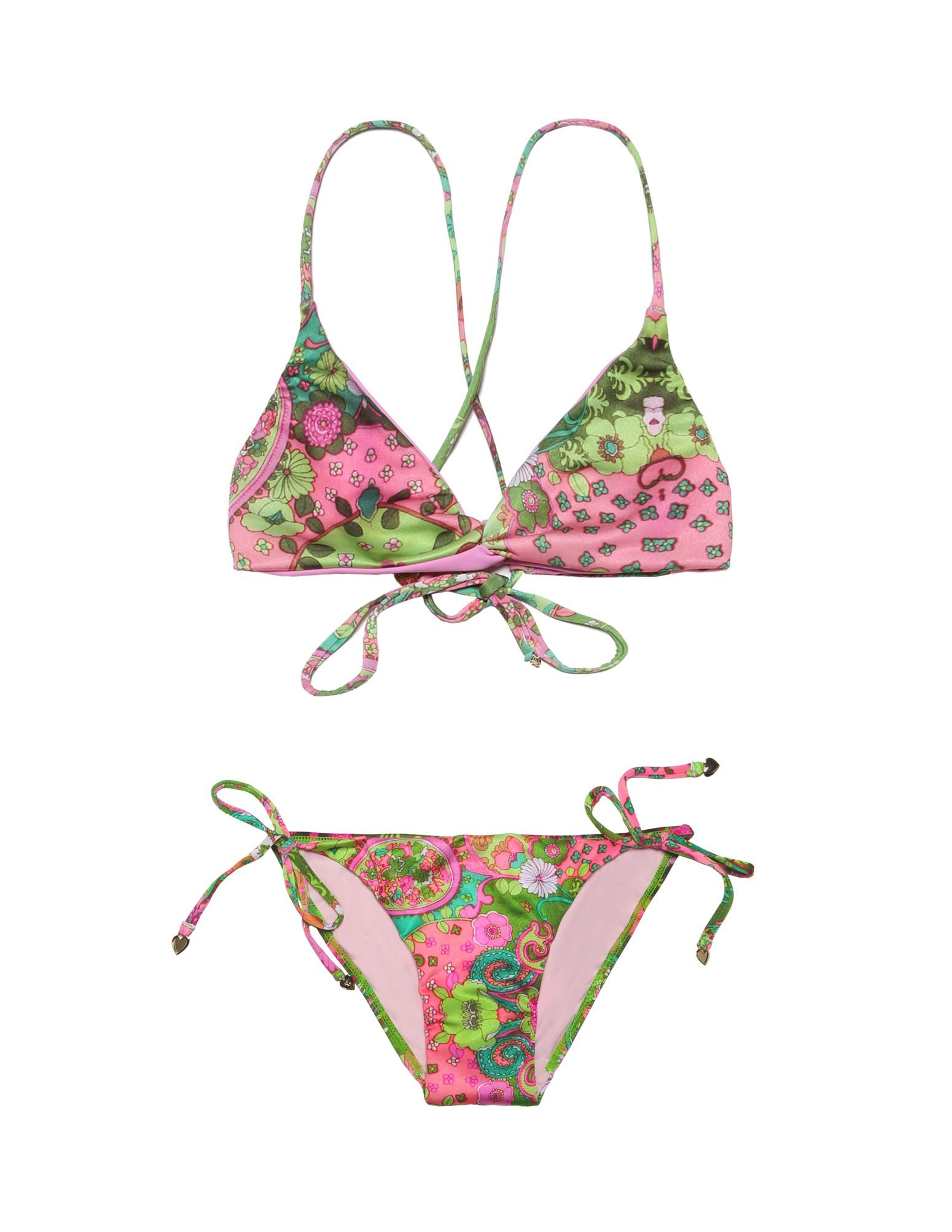 Psychedelic Paisley Bikini ISOLATED Wildfox