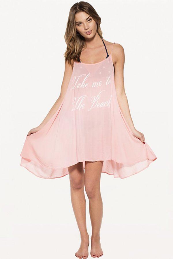 Take Me To The Beach Dress