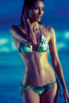 Panoramica Side Tie Bikini