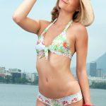 Garden Banded Bikini