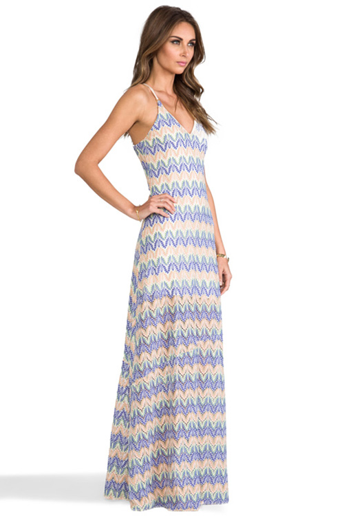 Sunchaser Maxi Dress SIDE