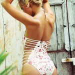 Liberty Love Keira One Piece BACK