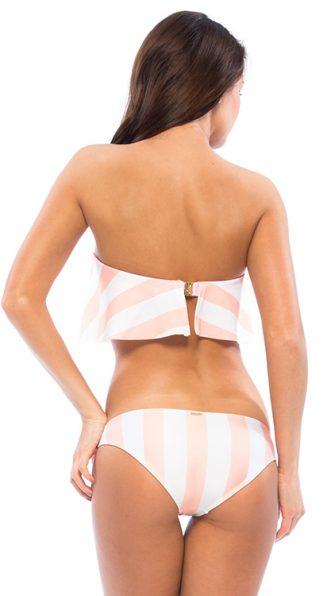 Hotel Stripe Bikini BACK