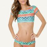 Marseilles Tshirt Top Bikini
