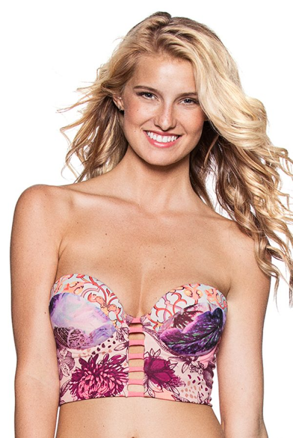 Floral Expressions Top
