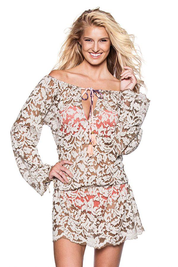 Surreal Love Short Dress ALT