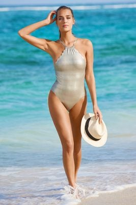 Oro Reversible One Piece
