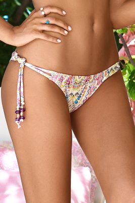 Romance Double Tie Bottom