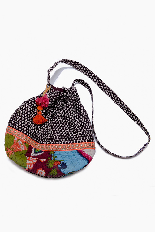 Patchwork Bag ISOLATED
