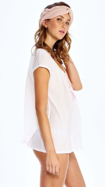 Beach Bum Tunic SIDE