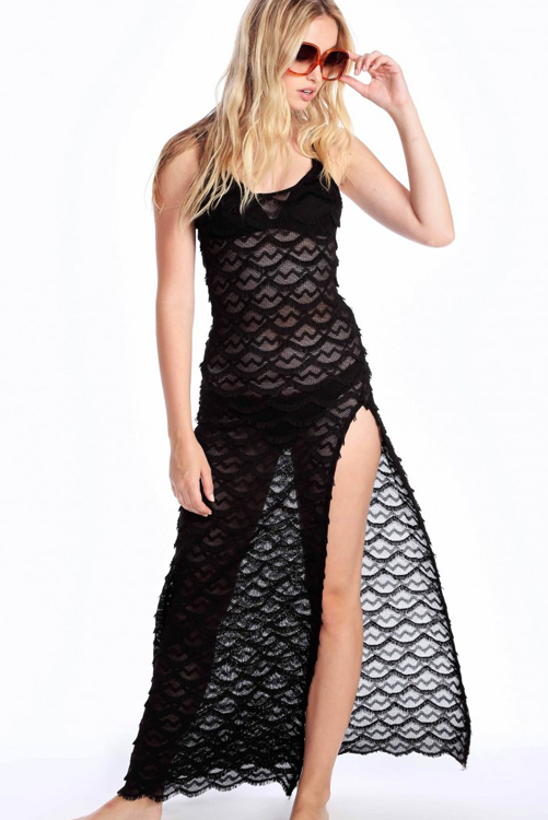 Sea Maiden Maxi BLK-ALT