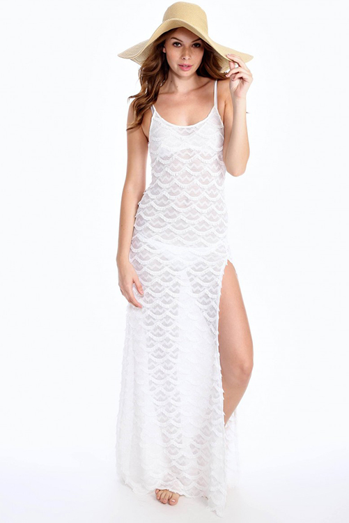Sea Maiden Maxi WHT