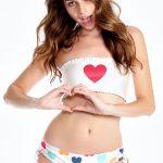 Vintage Hearts Bikini