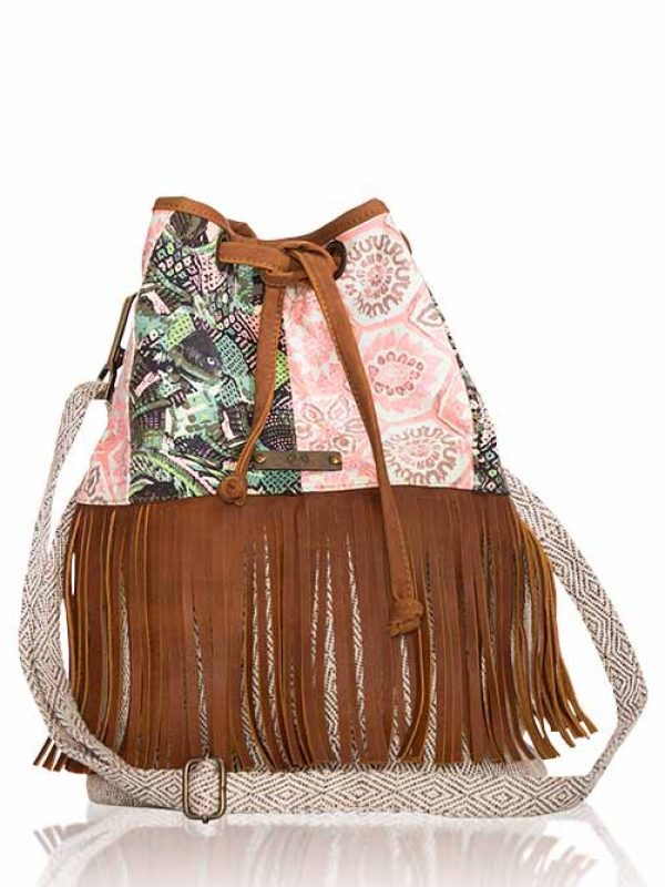 FRINGE MEDIUM BAG by MAAJI - Rio Bum