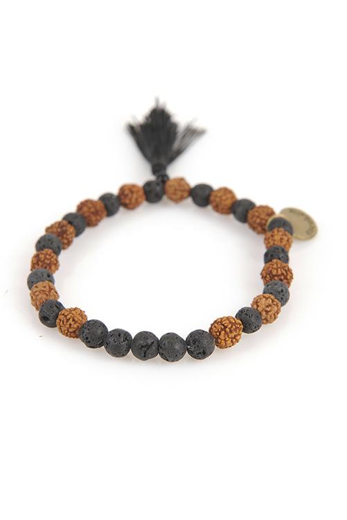 Black Santorini Bracelet ALT1