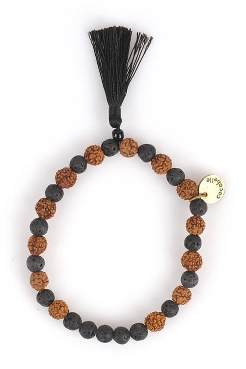Black Santorini Bracelet ALT2