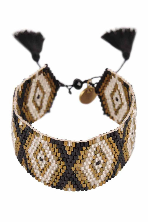 Black Sumba Bracelet ALT