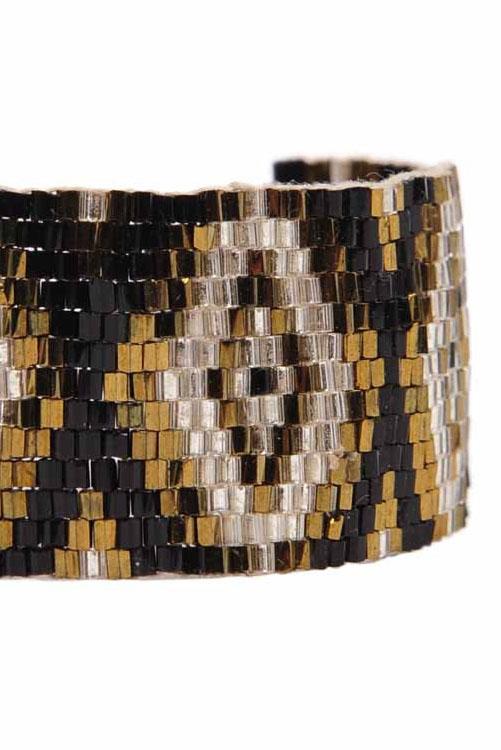Black Sumba Bracelet DETAIL