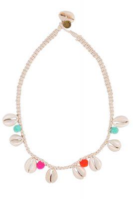 Ivory Buzios Necklace