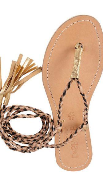 Gili Wrap Sandal