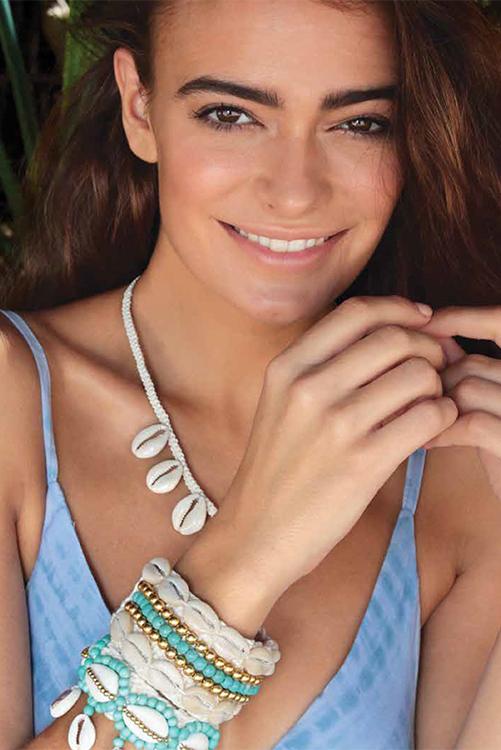 Papua Bracelet Turquoise