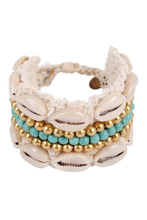 Papua Bracelet Turquoise TOP