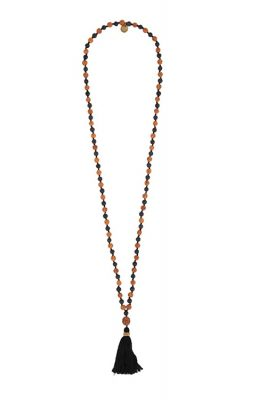 Seed and Lava Santorini Necklace