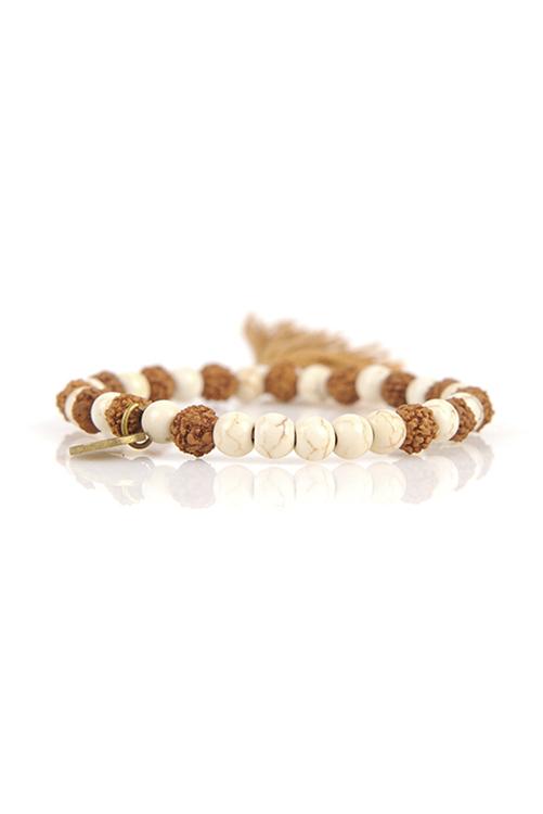 Tan Santorini Bracelet