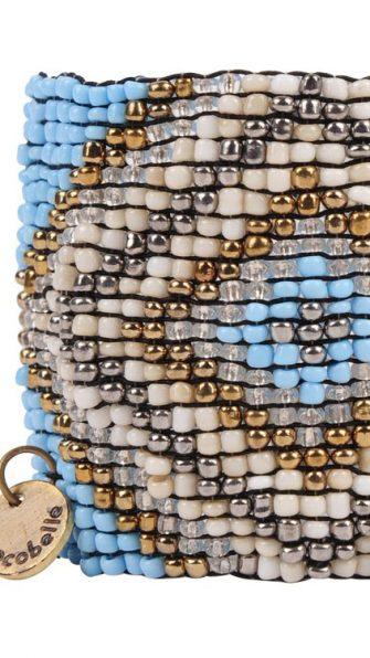 Turquoise Aztec Bracelet DETAIL