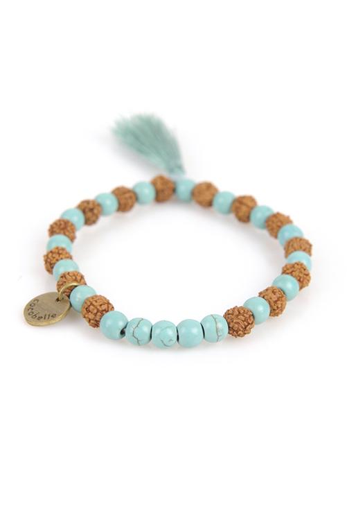 Turquoise Santorini Bracelet ALT