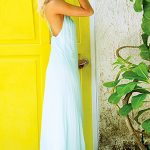 Sea Glass Moonlight Maxi Dress ALT