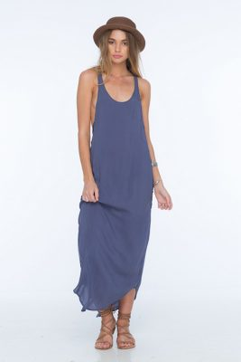 Denim Blue Tamri Dress