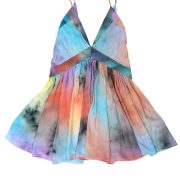 Impression Tie Dye Dream Camisole Dress ISOLATED