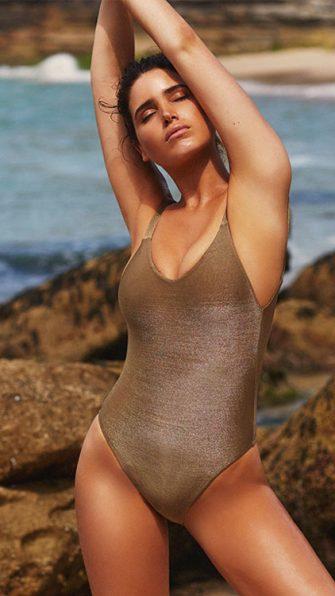 Bronze Leah Bodysuit