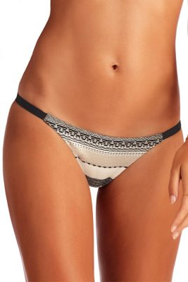 St Lucia Stripe Luna Bottom