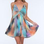 Impression Tie Dye Dream Camisole Dress