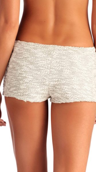 Dawn Patrol High Waist Short BACK