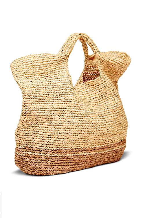 Natural Tash Tote Bag ALT2